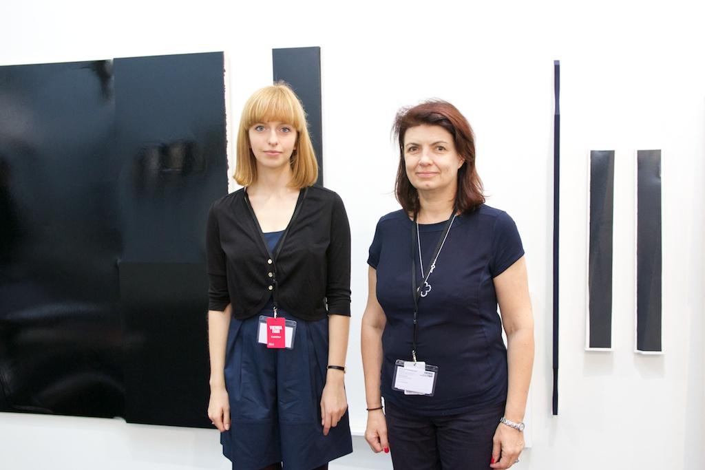 Aagata Smoczynska Le Guern and Olga Guzik