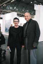 Barbara and Aaron Levine