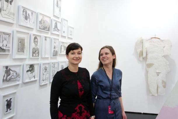 Zuzanna Sokalska, Anna Ciabach