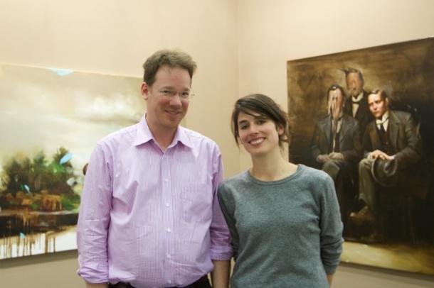 Martin Mertens, Valerie Thausing