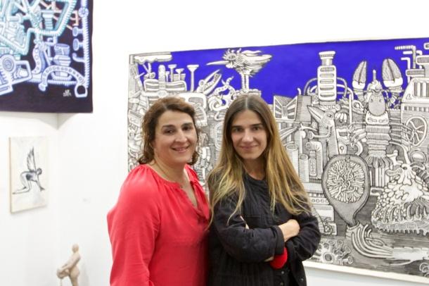 Irena Popiashvili, Tamuna Gvaberidze