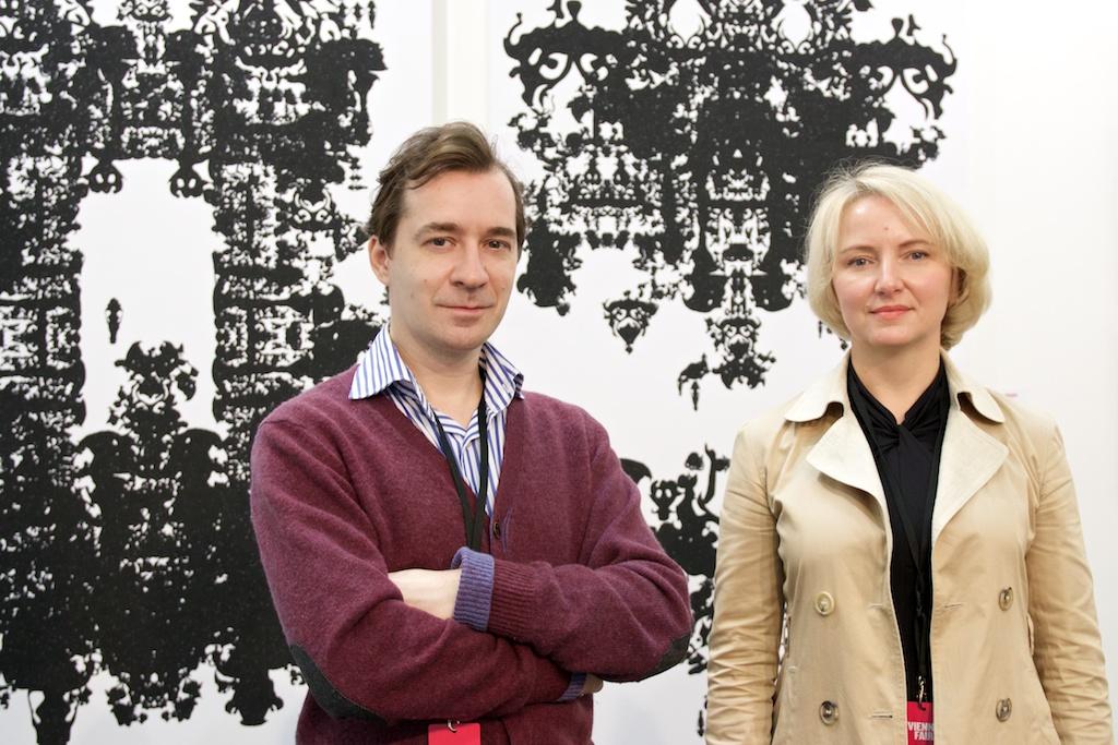 Sergey Popov, Tatiana Bogous