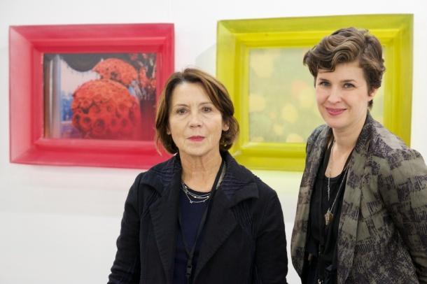 Marianne Hollenbach and Eva Fess – Hollenbach