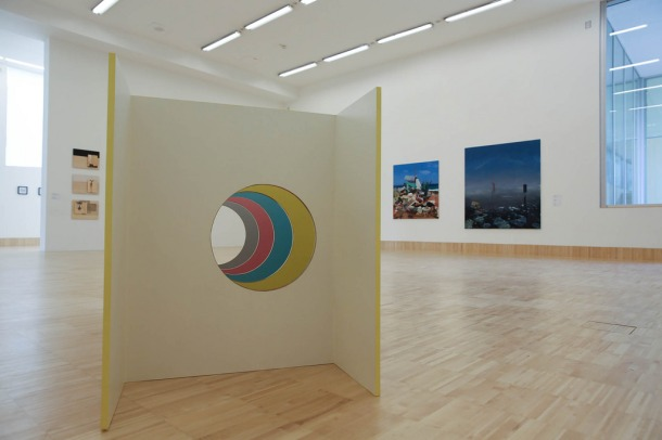 The Future of Painting, installation view. Photo: eSeL.at