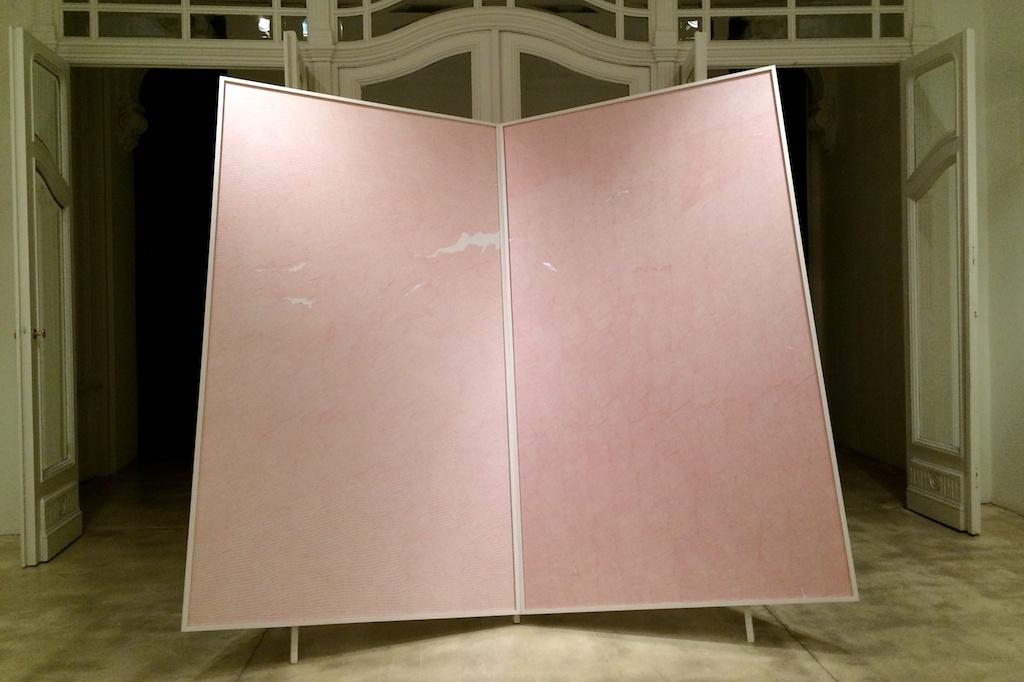 Waqas Khan, Galerie Krinzinger, copyright: Kristina Kulakova, viennacontemporary