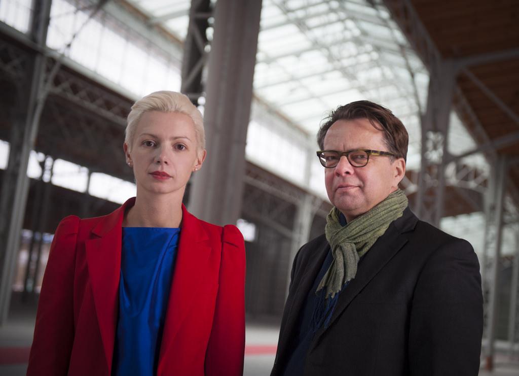 Christina Steinbrecher-Pfandt and Renger van den Heuvel