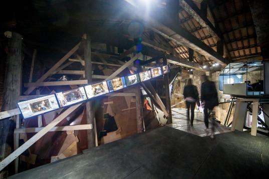 Latvian Pavilion Biennale Arte 2015, Katrīna Neiburga, Andris Eglītis