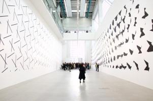BLAIN I SOUTHERN Gallery, Francois Morellet