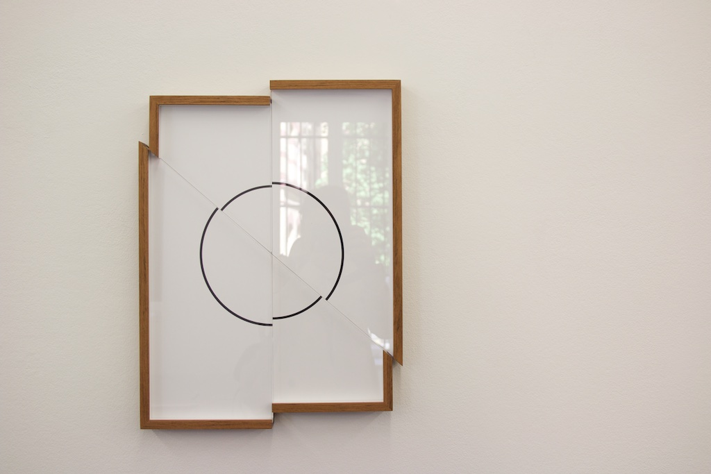 Renata Lucas at Gallery neugerriemschneider