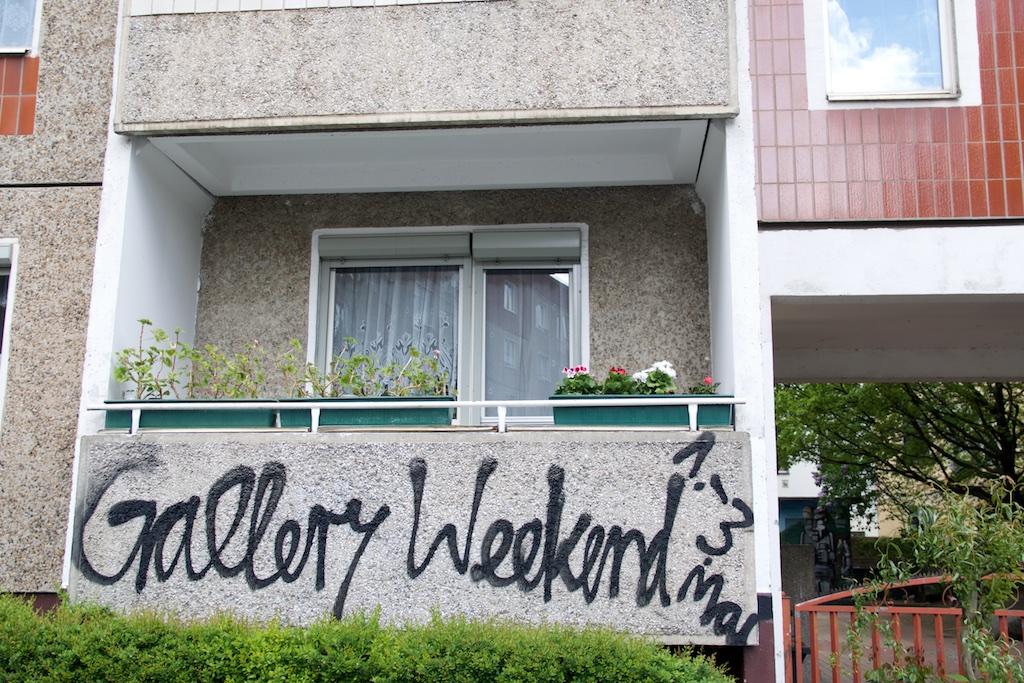 Gallery Weekend Berlin, Linienstrasse