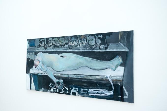 Marlene Dumas at Fondation Beyeler