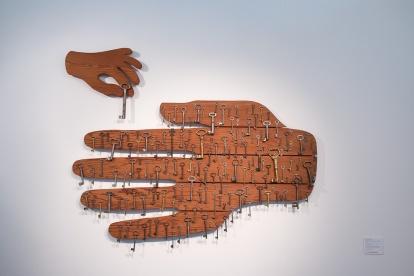 Extrastruggle at Galerie Zilberman