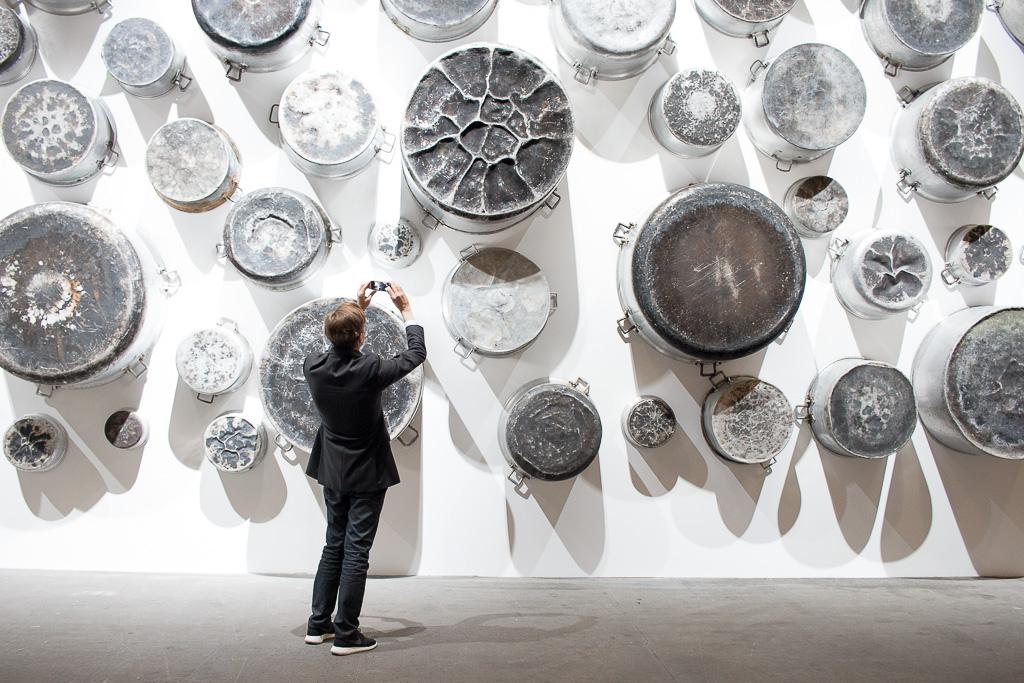 Basel 2015_Kristina Kulakova, Maha Malluh, Food for thought 'Almuallaqat'