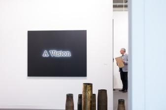 Gallery Krinzinger (Vienna) , photo: Kristina Kulakova