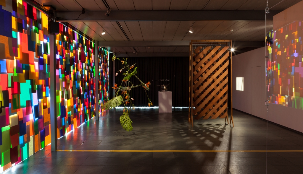 Installation view Function Follows Vision, Vision Follows Reality, Kunsthalle Wien 2015, Photo: Stephan Wyckoff