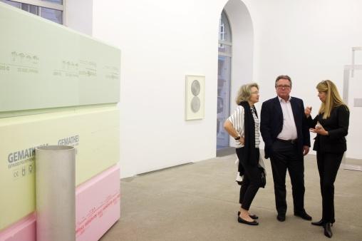 Bernhard & Elisabeth Hainz with Elisabeth Thoman