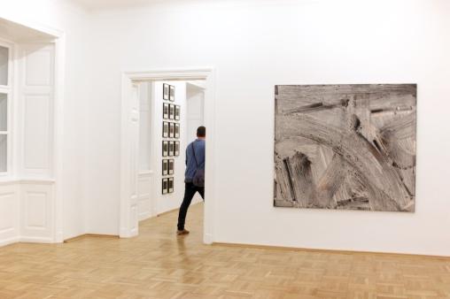 Ferdinand Penker at Galerie nächst St. Stephan Rosemarie Schwarzwälder