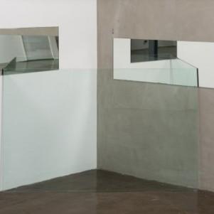 José Pedro Croft, Sans titre, Sculpture, 110x130x30 cm, 2015, Galerie Bernard Bouche, photocredit: courtesy of the gallery