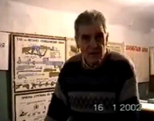 Vika Shumskaya, Children's Crusades, Film/Video, 2002, pop/off/art gallery, photocredit: courtesy of the artist