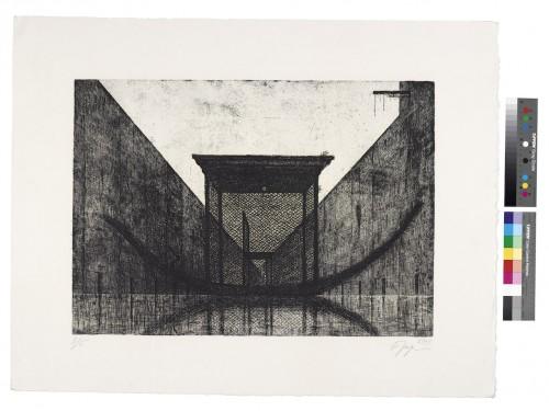 Untitled, 1993 Alexander Brodsky, Print , 70 x 90 cm 75,5*96 /framed/ , 5.000 – 15.000 € Triumph Gallery , (c) Alexander Brodsky, 1993
