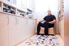 Collector Reinhard Walenta | illy ArtCollection