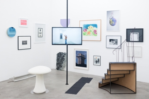 Gabriele Senn Galerie, FAMED - Privileg der Umstände. curated by Marcus Andrew Hurttig