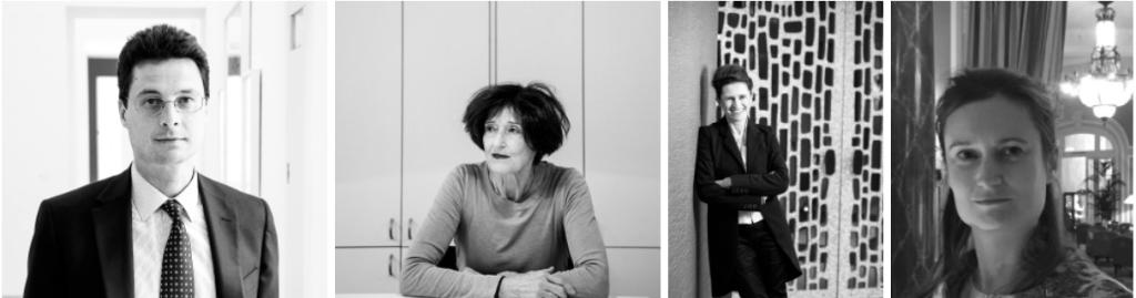 Mario Codognato| Silvia Eiblmayr | Grazia Quaroni | Jo Vickery
