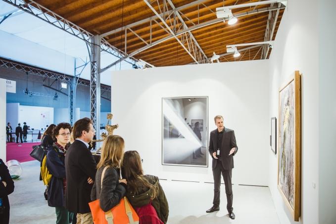 Galerie Krinzinger's Michael Rienzner