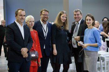 Dmitry Aksenov, Christina Steinbrecher-Pfandt, Nico Anklam, Friedhelm Hütte, Anna Ponholzer