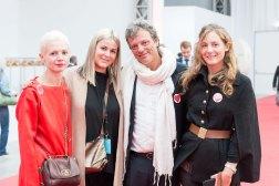 Christina Steinbrecher-Pfandt, Katharina Abpurg, Paolo Falcone & Olimpia Cavriani