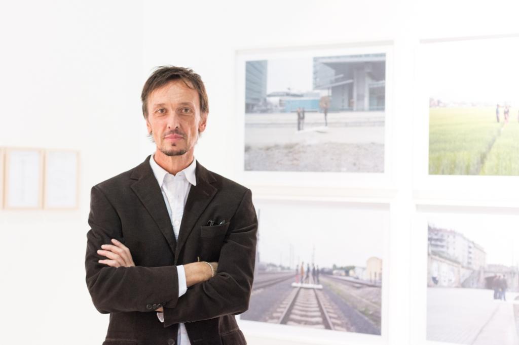 Viktor Bucher, photo: Kristina Kulakova, viennacontemporary