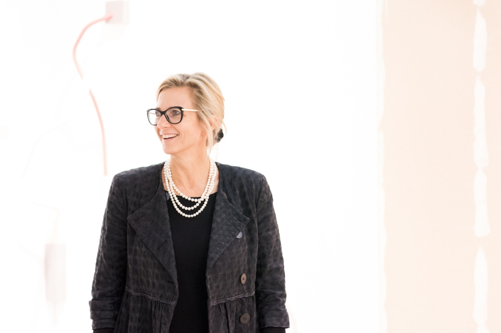 Gabriele Schober, photo: Kristina Kulakova, vienncontemporary