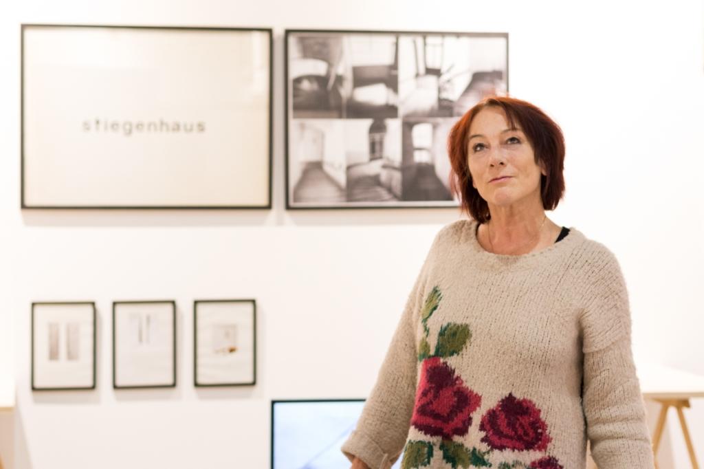 Lisi Hämmerle, photo: Kristina Kulakova, viennacontemporary