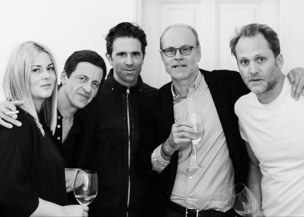 Katharina Abpurg, Tjorg Douglas Beer, Gianni Jetzer, Frederic de Goldschmidt, Albert Mayr