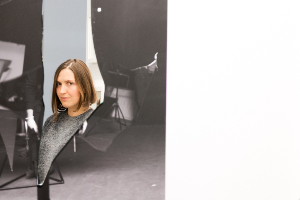 Aleksandra Urbanska, photo: Kristina Kulakova, viennacontemporary