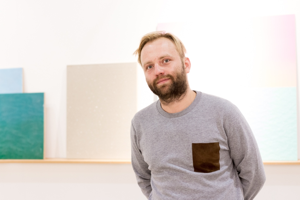 Dawid Radziszewski, photo: Kristina Kulakova, viennacontemporary