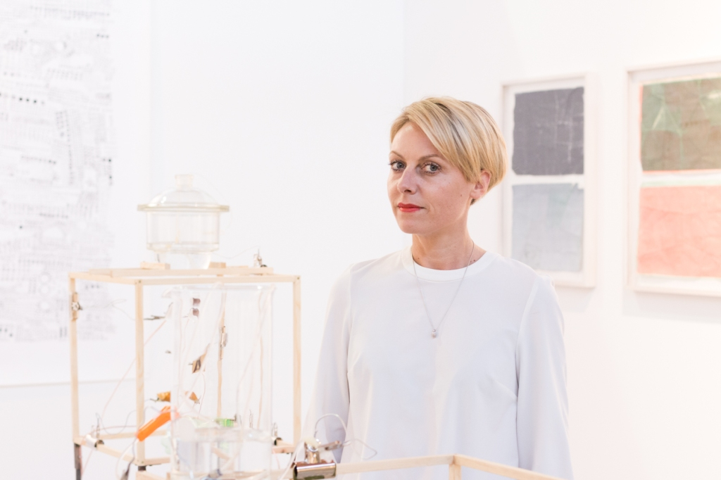 Petra Martinetz, photo: Kristina Kulakova, viennacontemporary