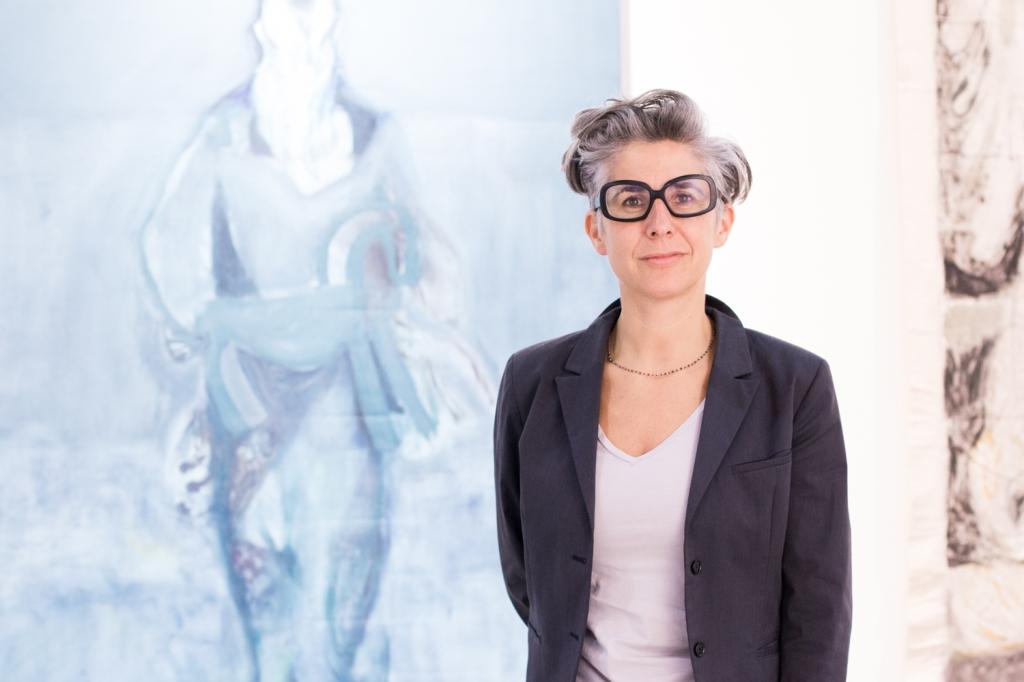 Giorgia Lucchi Boccanera , photo: Kristina Kulakova, viennacontemporary