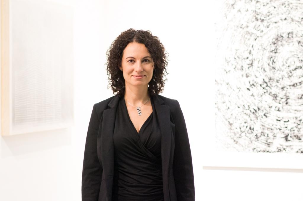 Ani Molnár, photo: Kristina Kulakova, viennacontemporary