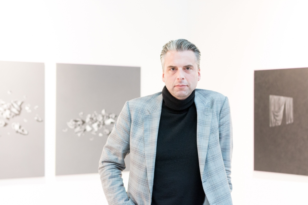 Nicola von Senger, photo: Kristina Kulakova, viennacontemporary