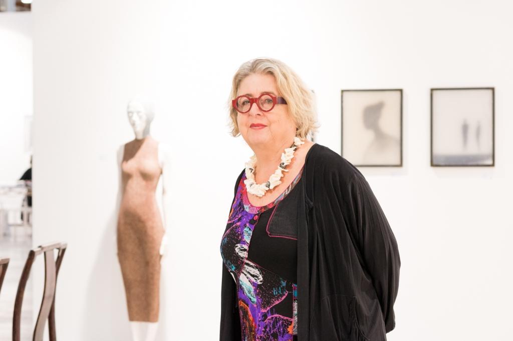 Dagmar Chobot, photo: Kristina Kulakova, viennacontemporary