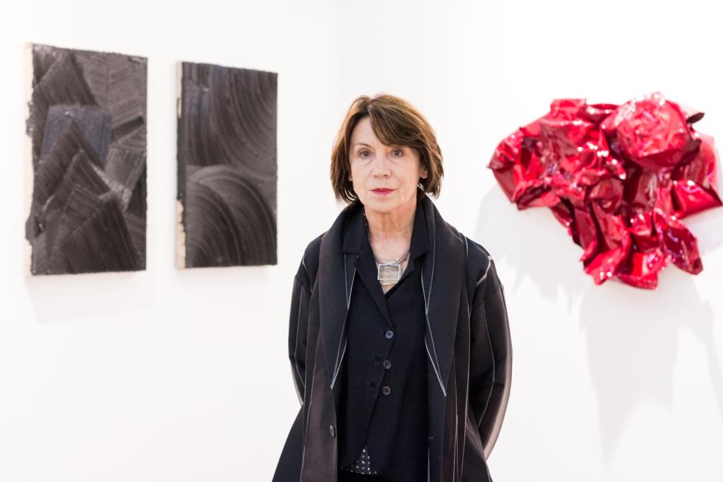 Marianne Hollenbach, photo: Kristina Kulakova, viennacontemporary
