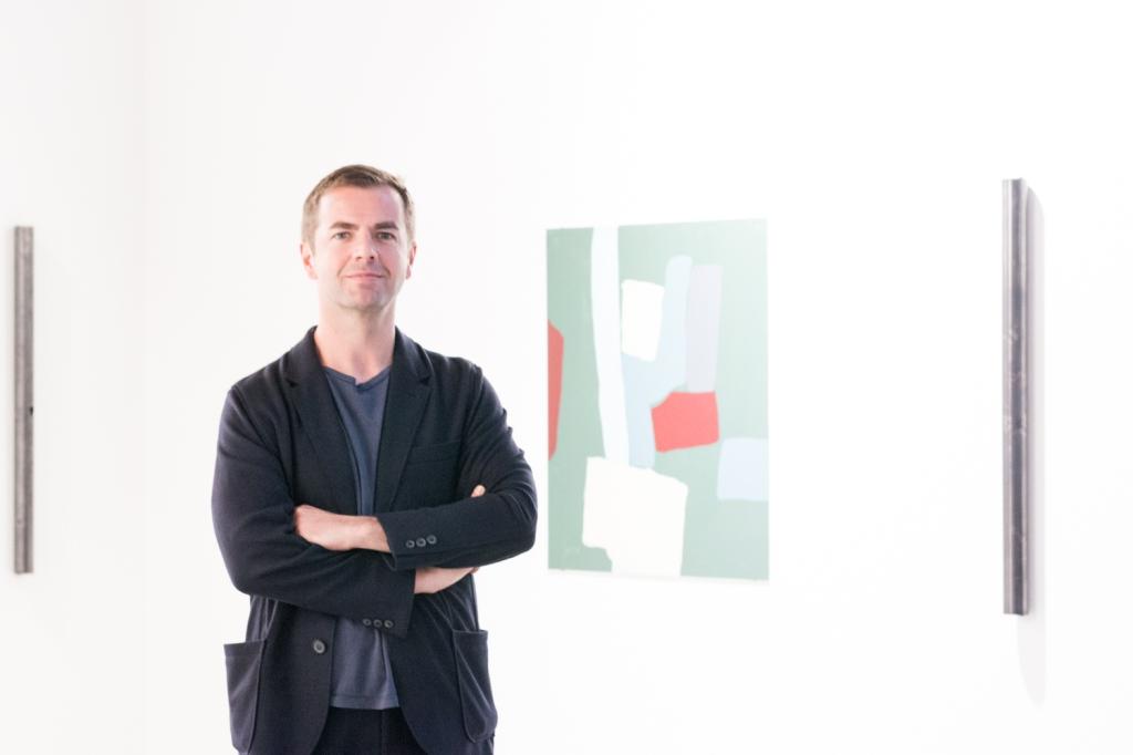 Emanuel Layr, photo: Kristina Kulakova, viennacontemporary