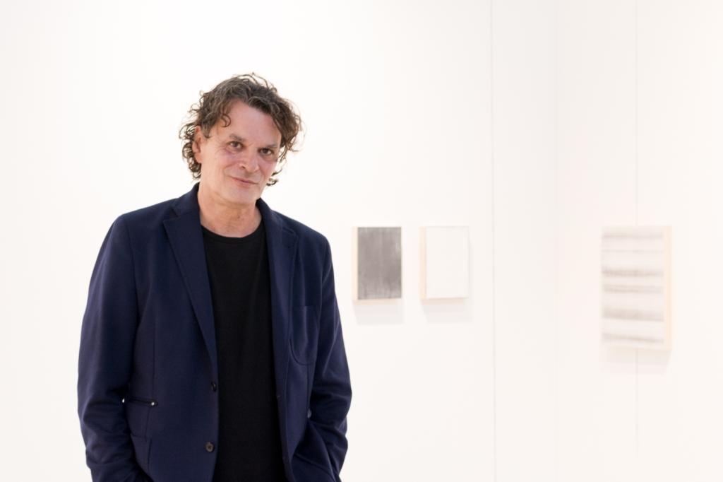 Peter Krobath, photo: Kristina Kulakova, viennacontemporary