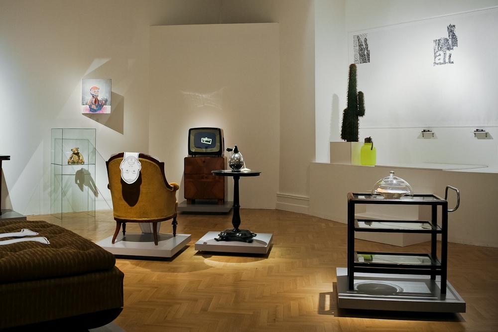 Illusion Interior installation view
