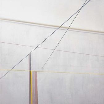 Christoph Rihs, Mensch-Raum-Relationen, 1984