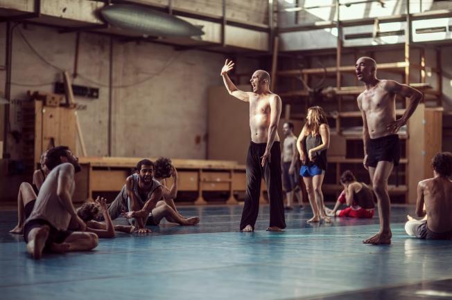 Workshop: Ivo Dimchev, Do yourself a favour!, © Karoline Miernik