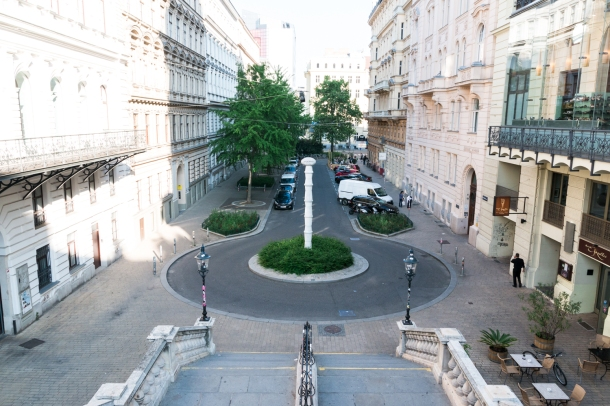 Franz West , Public Art Vienna