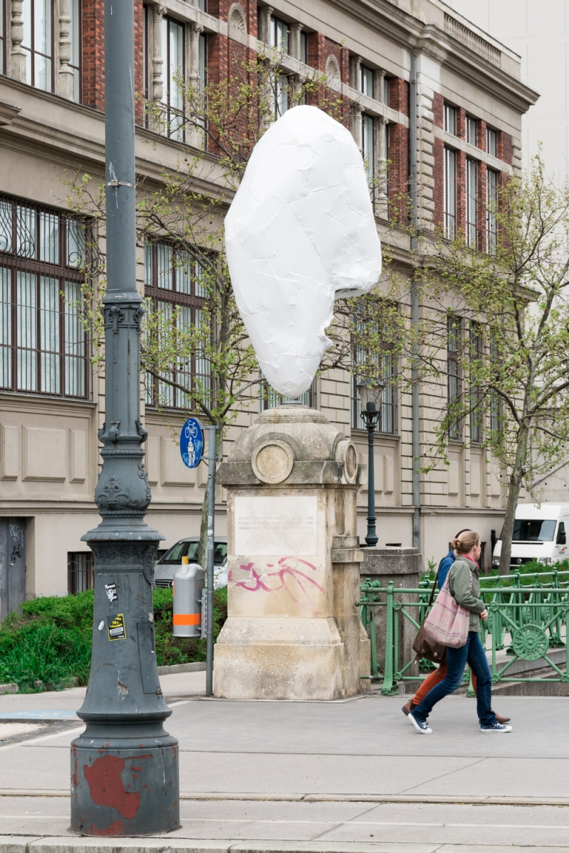 Franz West, Public Art Vienna