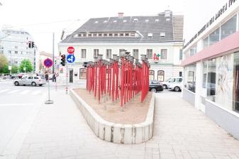 Josef Bernhardt, public art in vienna